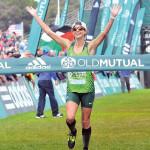 Caroline Wostmann winning OMTOM 2015