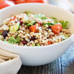 DIY Salad-In-A-Jar