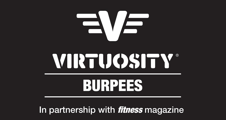 Virtuosity Movement Standard: Burpees