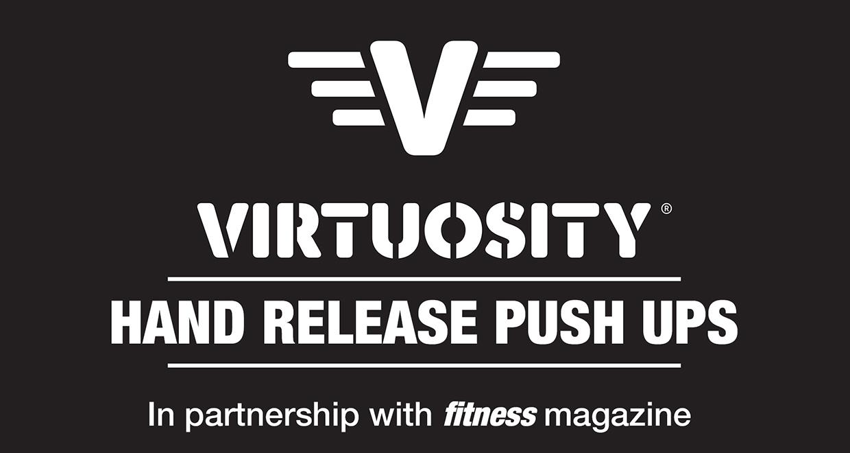 Virtuosity Movement Standard: Hand Release Push Ups
