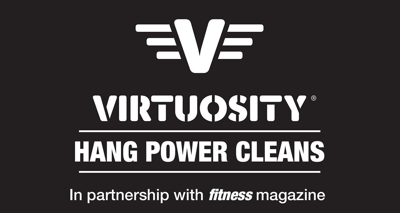 Virtuosity Movement Standard: Hang Power Cleans