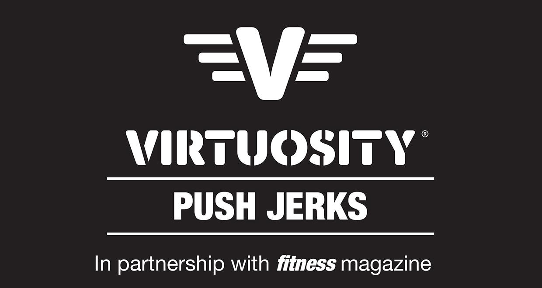 Virtuosity Movement Standard: Push Jerk