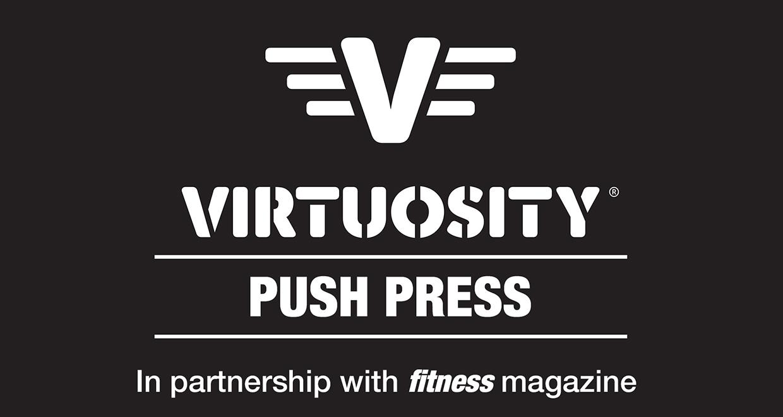 Virtuosity Movement Standard: Push Press