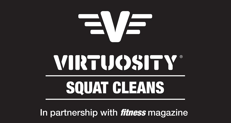 Virtuosity Movement Standard: Squat Cleans