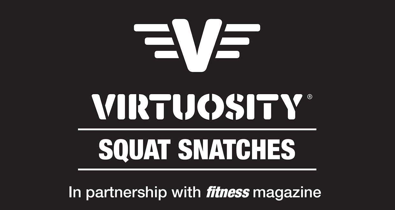 Virtuosity Movement Standard: Squat Snatches