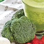 Broccoli Berry Smoothie