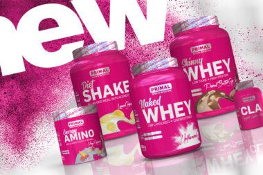Primal Nutrition Pink
