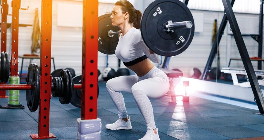 Squat technique feature image