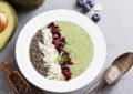 Avocado and Kale Smoothie Bowl FI