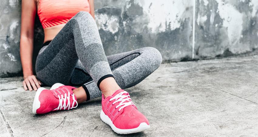 Stinky gym shoes Fi